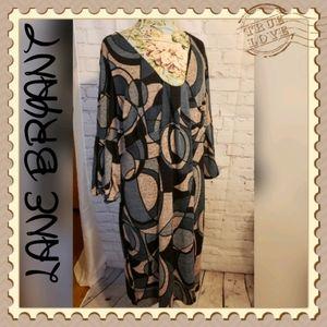 Lane Bryant Moseaic Dress